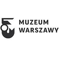 Logotyp Muzeum Warszawy