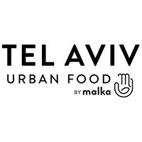 Logotyp restauracji Tel Aviv