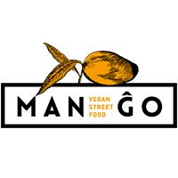 Logotyp restauracji Mango Vegan Street Food