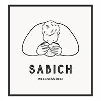 Logotyp restauracji Sabich
