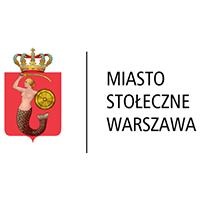 Logotyp Urzędu Miasta Stołecznego Warszawa